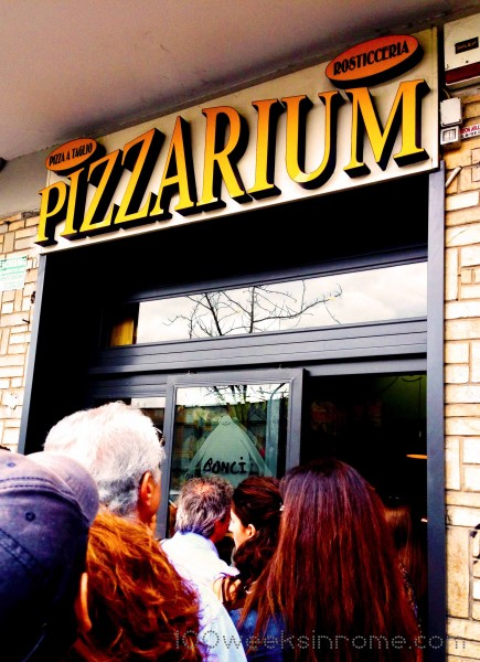 Pizzarium Front