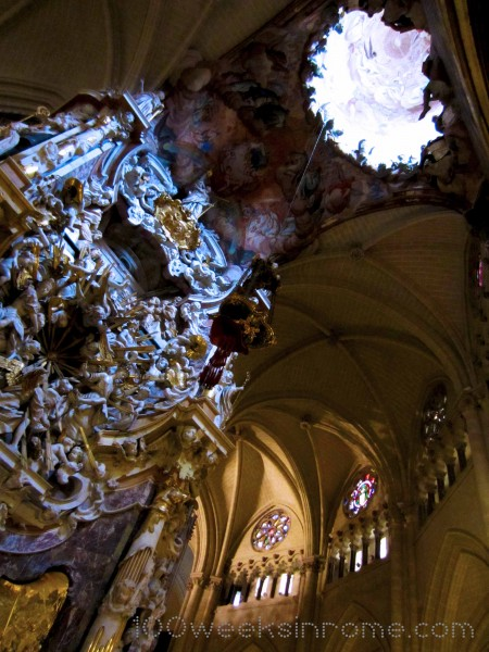 Toledo Cathedral 3