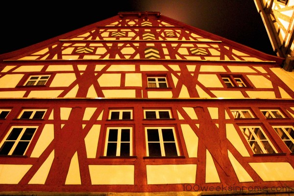 Rothenburg Half-Timber