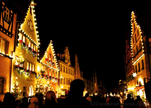 Rothenburg Lights
