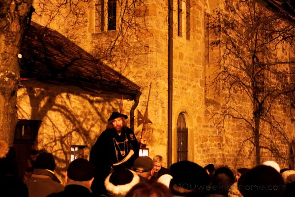 Rothenburg Nightwatchman