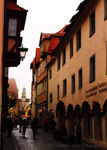 Rothenburg Streets2