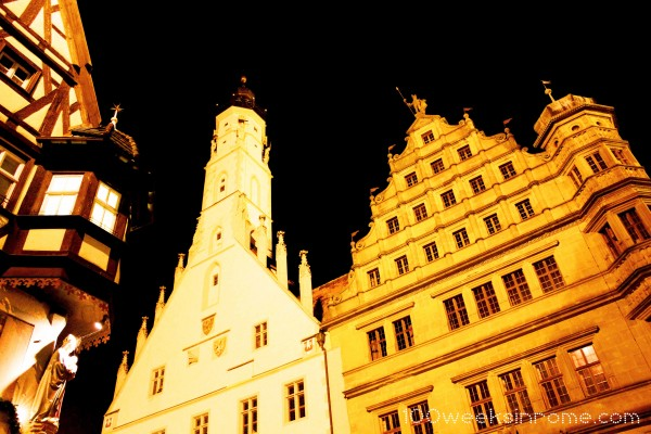Towers of Rothenburg