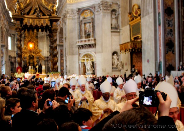 Vatican Mass Procession3