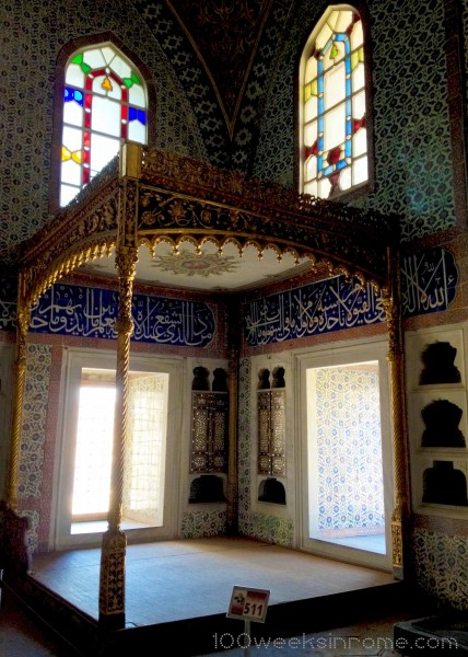 Sultan's Bed