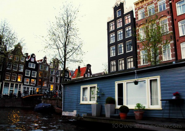 Amsterdam Canal 10