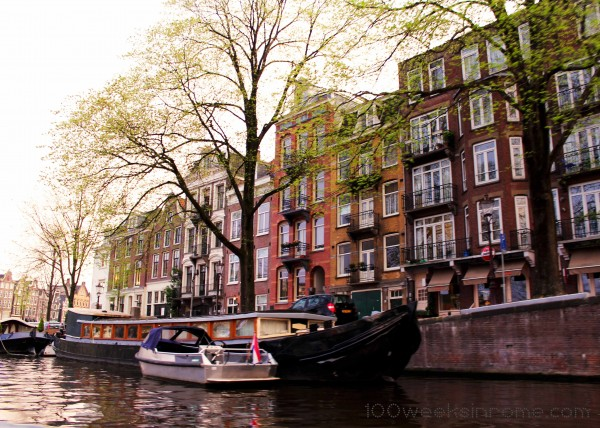 Amsterdam Canal 5