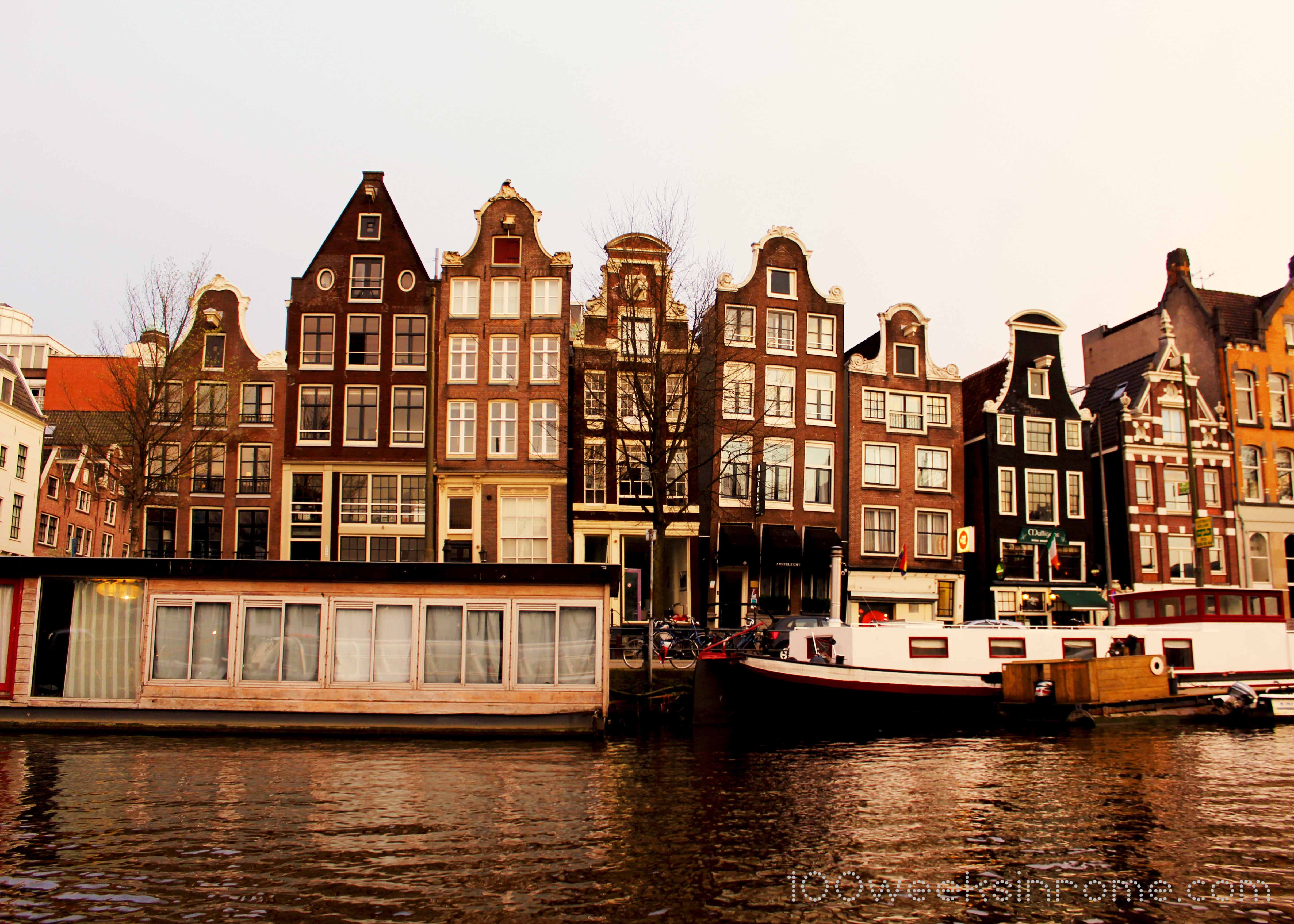 Classic Dutch Architecture The Image