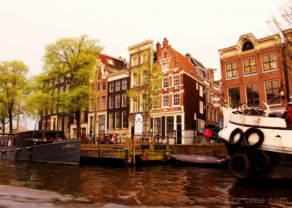 Amsterdam Canal 8