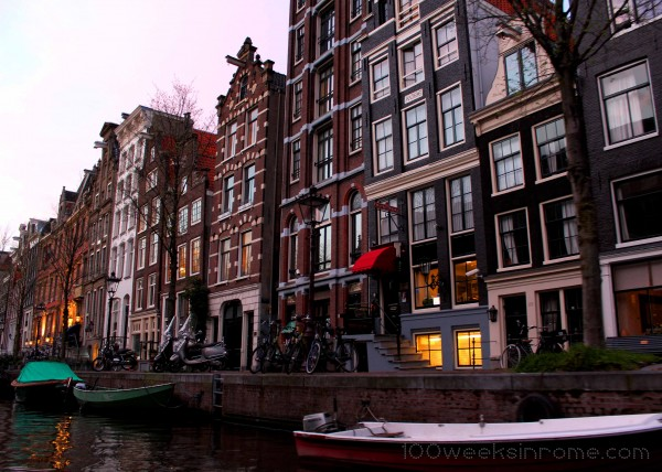 Amsterdam Canal 9