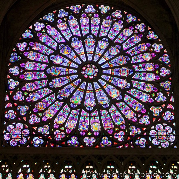 Notre Dame Rose Window