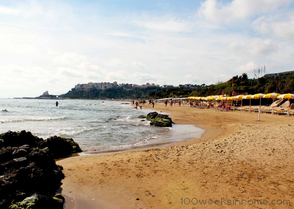 Sperlonga Beach 1