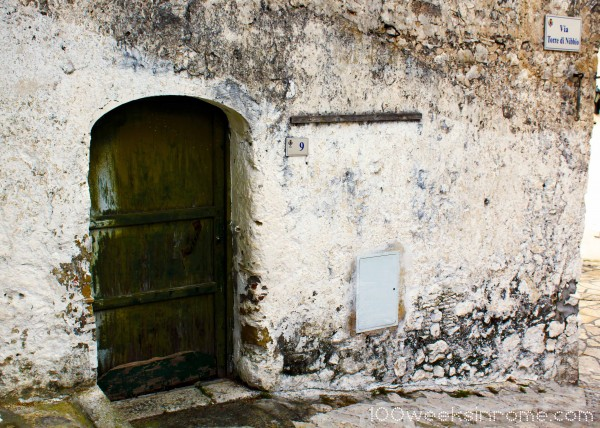 Sperlonga Door