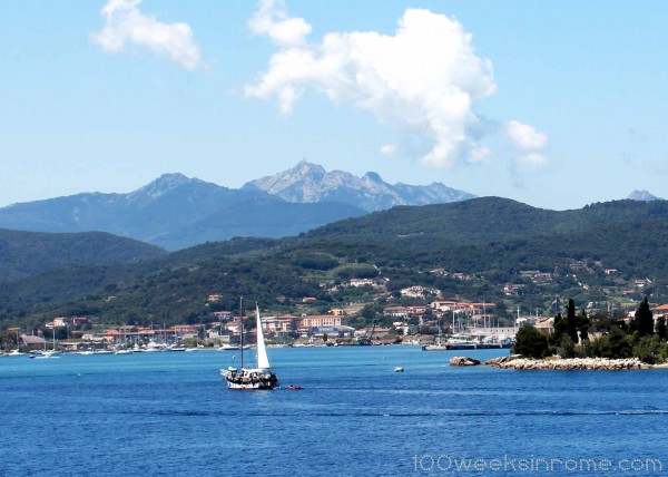 Elba Mountains