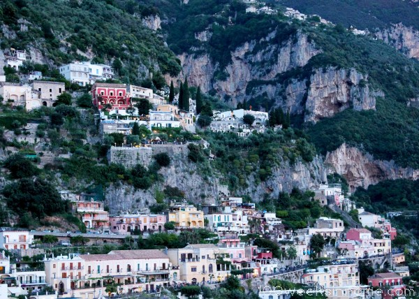 Positano Mountainside