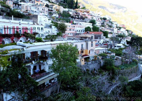 Positano Terraces
