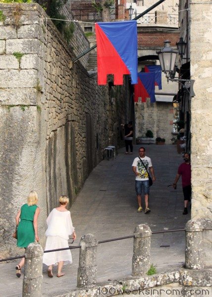 San Marino Flags 2